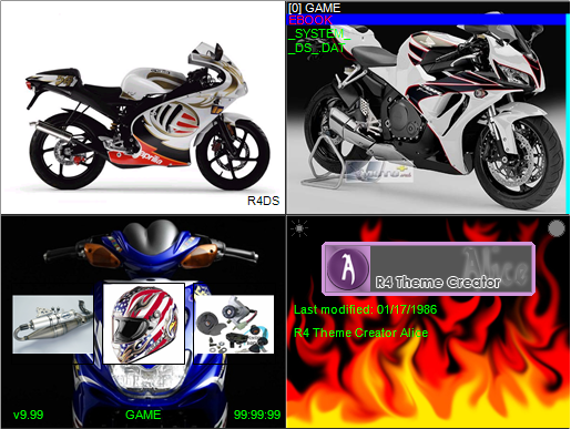 Thumbnail 1 for R4 Motoskin